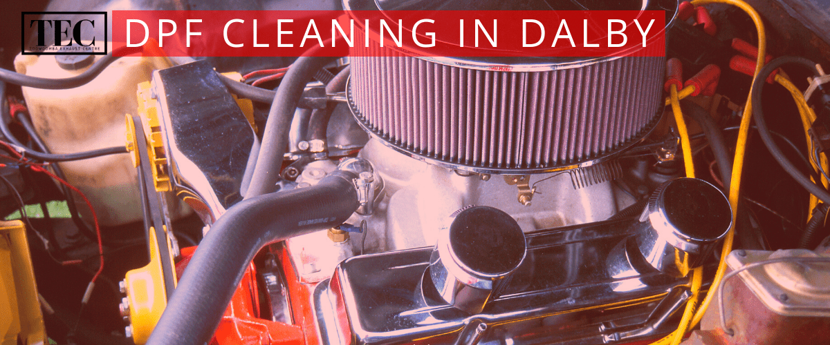 Diesel Particulate Filter Cleaning in Dalby